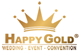 Happy Gold Wedding